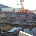 DESTRUCTION DU PONT JACOB