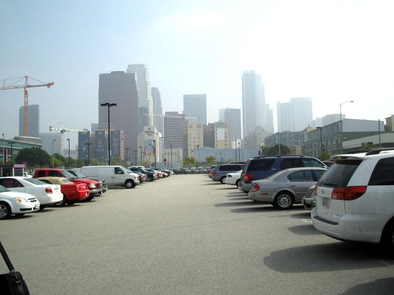 L.A Downtown