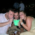Bucket two nigths before the Full Moon Party... Dudu, Moshe and