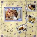 1ere page - Le Chat
