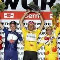 PODIUM CG Tour de Suisse (JAKSCHE-ULLRICH-GIL)