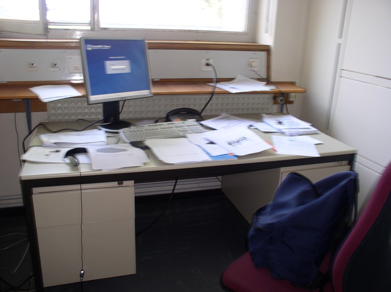 Avoir un bureau en désordre serait signe d intelligence biba