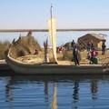 Un bateau Uros
