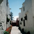 Arequipa : rue du couvent