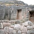 Cuzco : le site de Tambomachay ou bain de l'inca, bel appareilla
