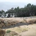 Cuzco : le site de Kenko : osmose entre la roche et les pierres