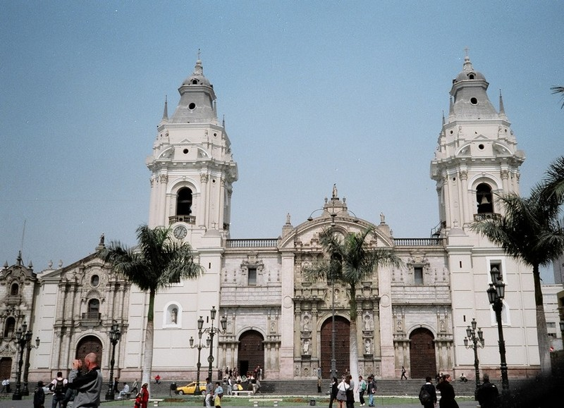 Lima : cathedrale