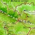 Itinéraire de Cachora au Choquequirao