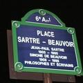 Saviez-vous que c'était le centenaire de Sartre?
