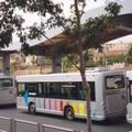Le bus que je prends le matin