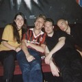 WITHIN TEMPTATION backstage (Paris, La Loco, 2001)