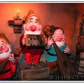 2189a - Disneyland - Les attractions - Blanche-neige