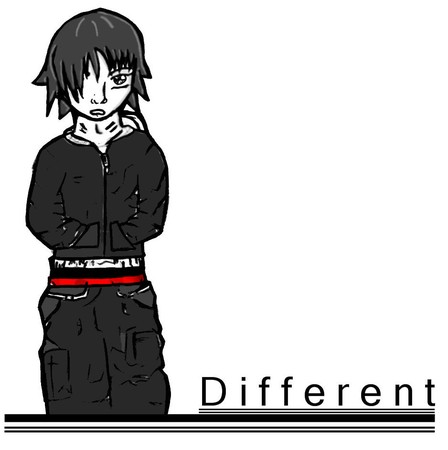 La Galerie de Xin :) T-different1