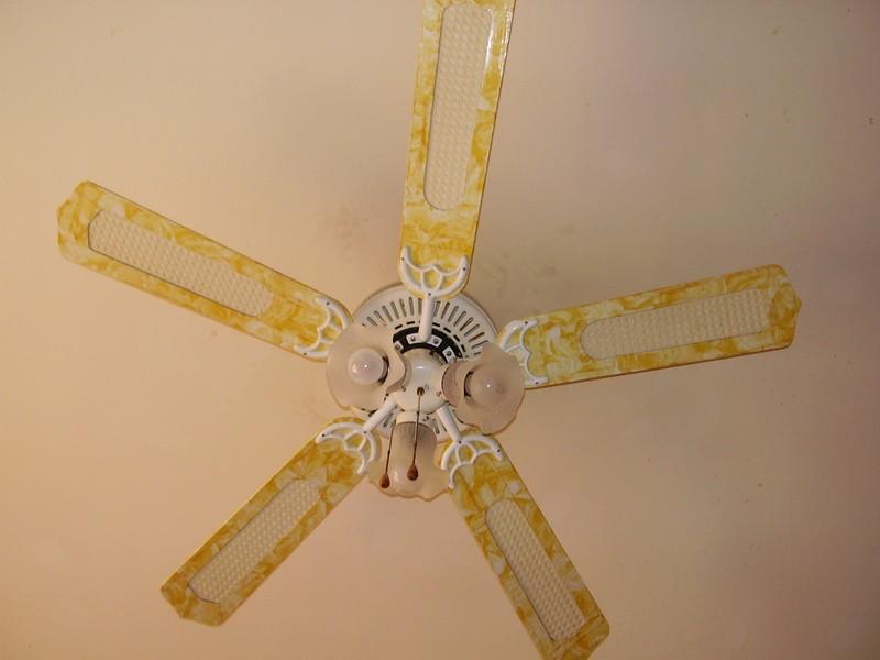 ventilateur de plafond (décopatch)
