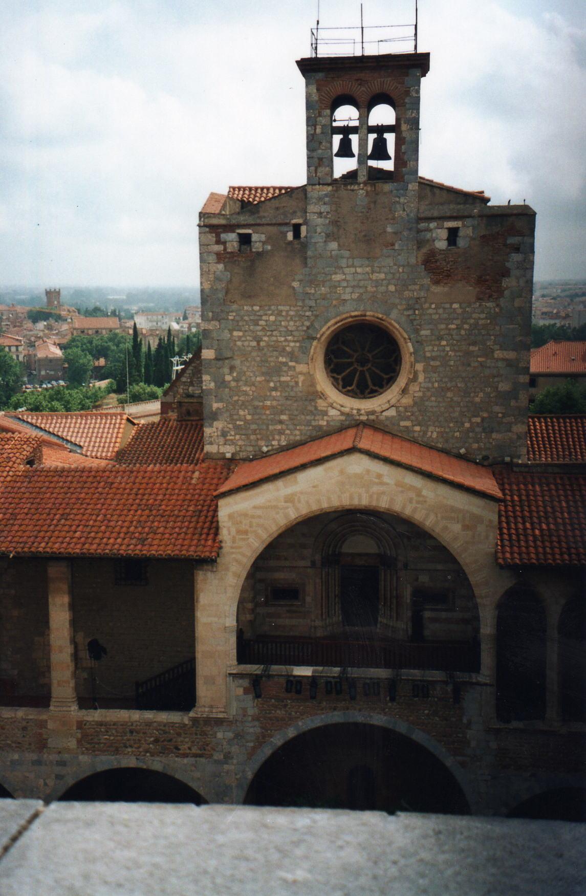 visite du palais des rois de majorque a perpignan