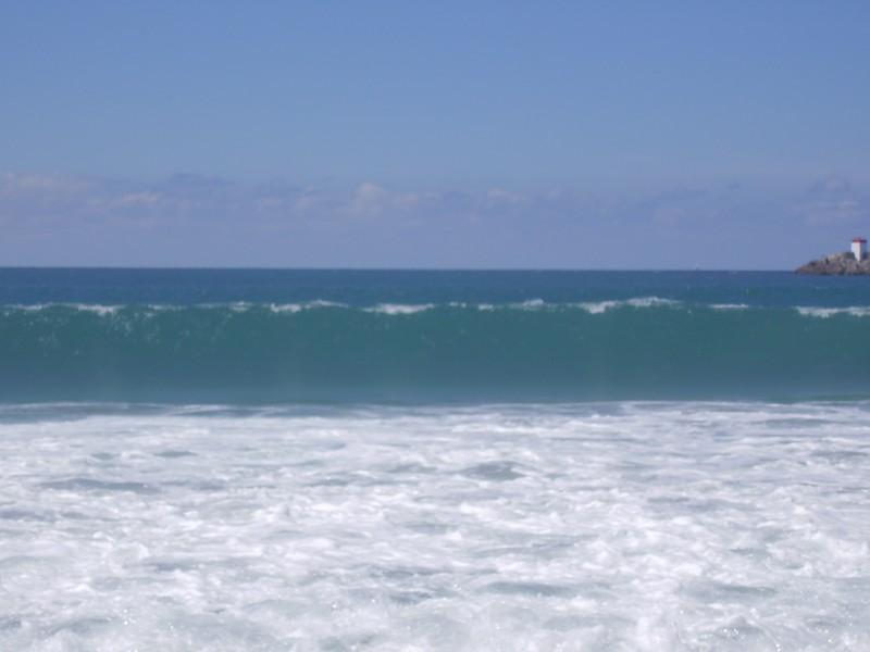 vagues d'anglet