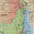 Carte Sud Kivu complète