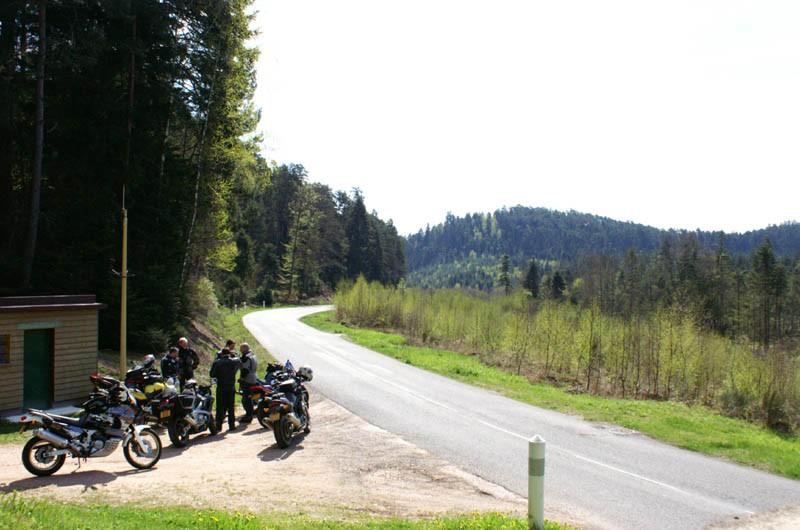... dans un décors grandiose : les Vosges