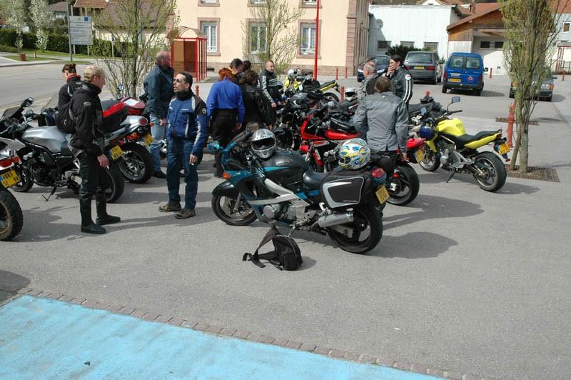 Encore une pause... à Lepange/Vologne (88)