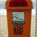 Ipanema, plage propre